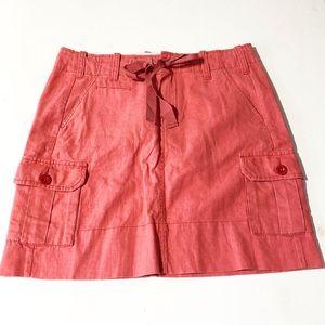 ANTHROPOLOGIE Paper Boy skirt
